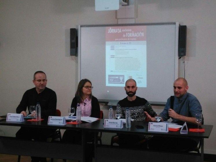 Jornadas de EDINUMEN en Madrid