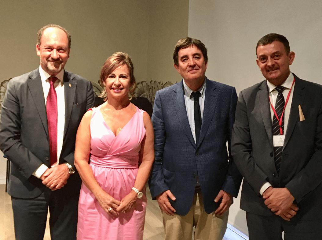 Reunión de directores de Instituto Cervantes