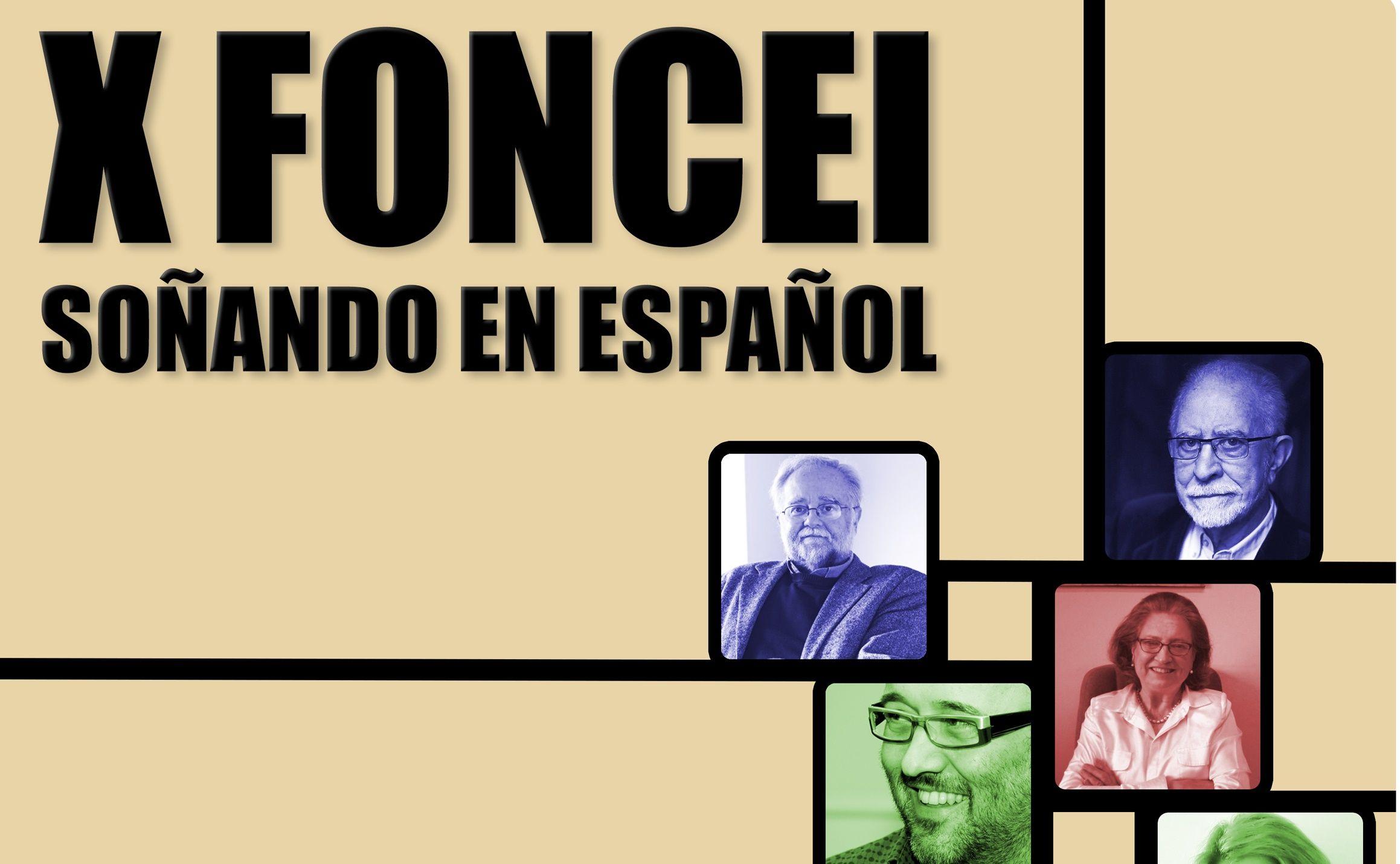 X FONCEI – Soñando en español