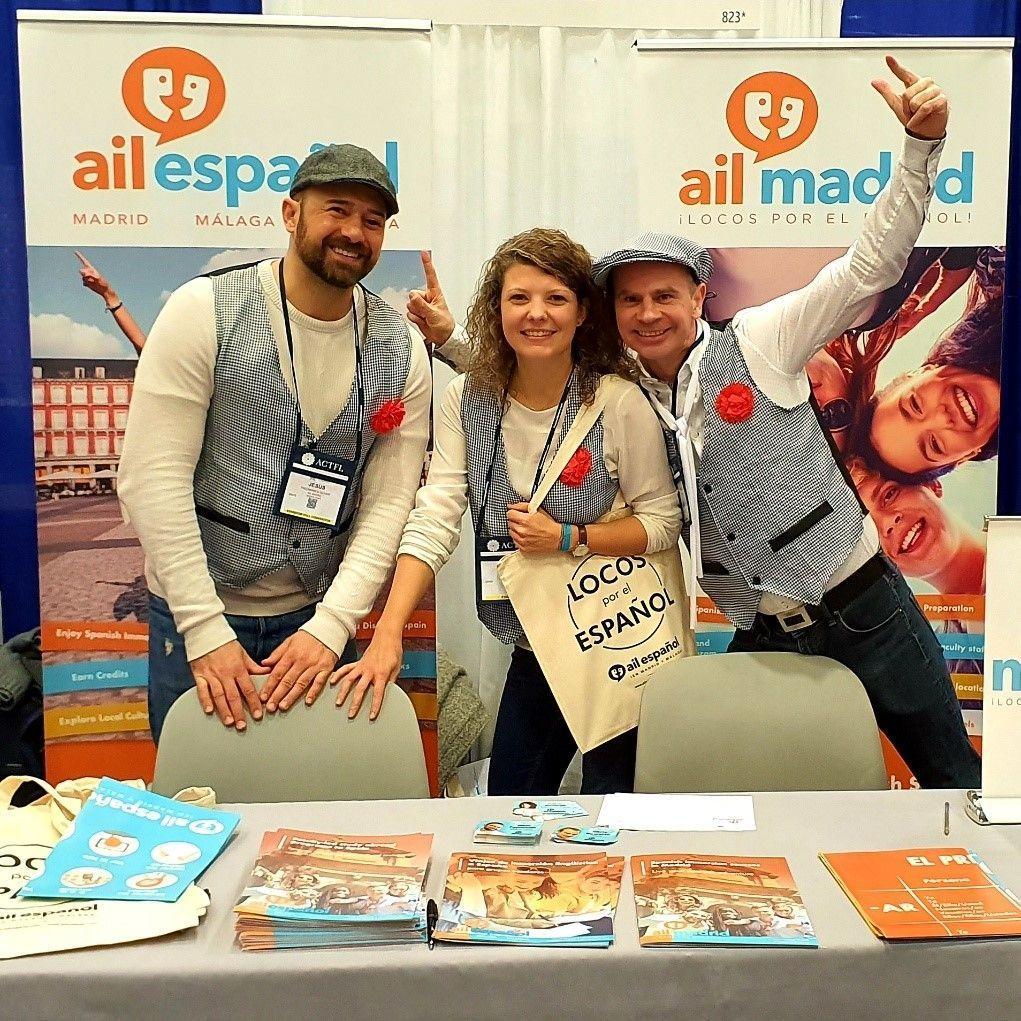 La experiencia de AIL Madrid en ACTFL 2019