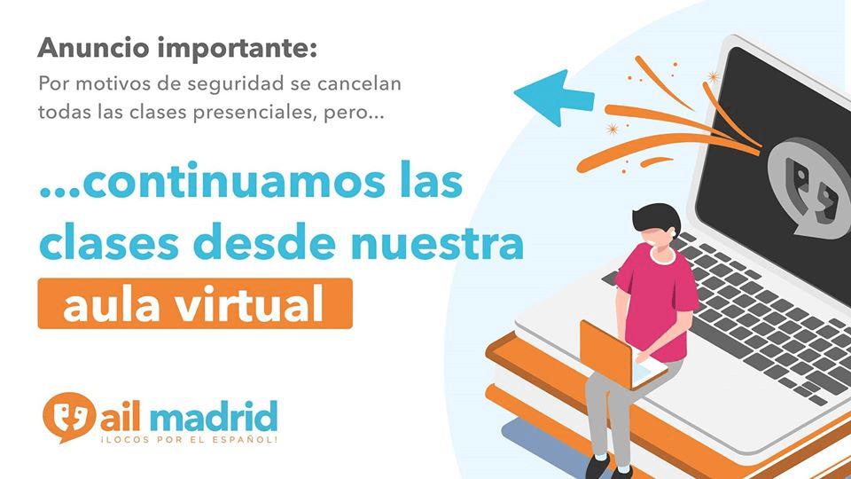 Aula Virtual de AIL Madrid