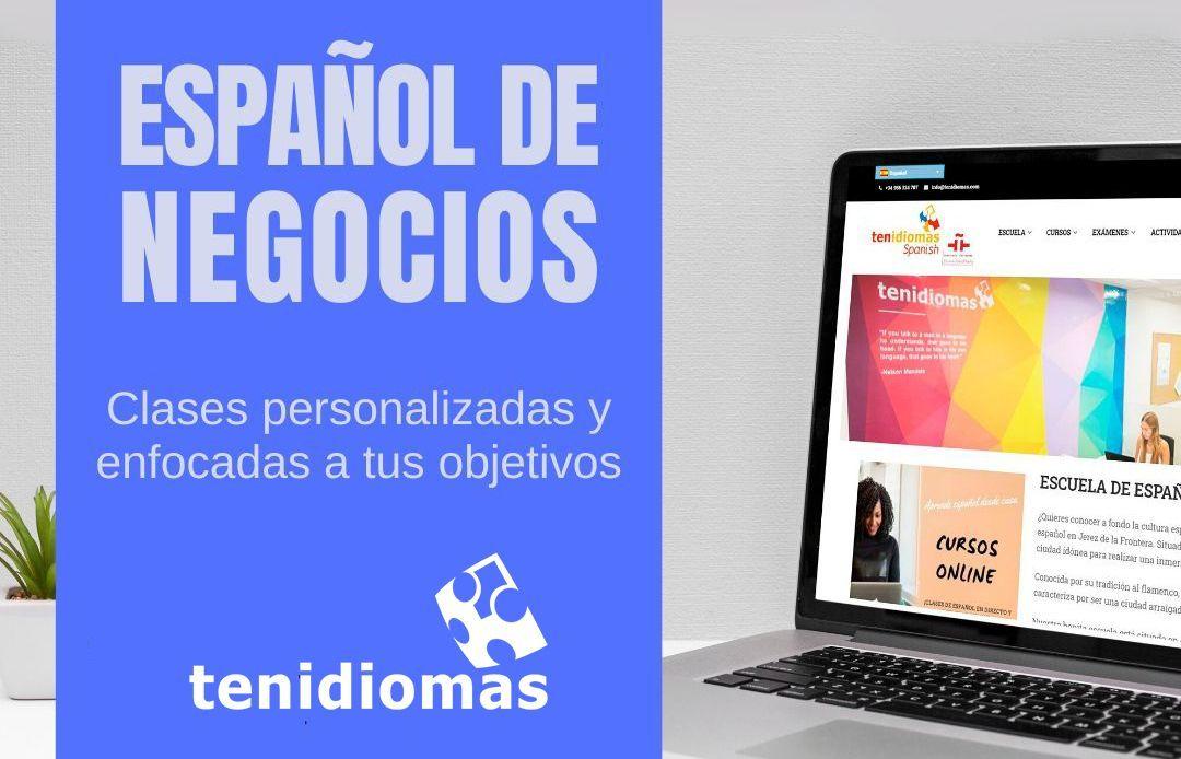 Business Spanish – Tenidiomas