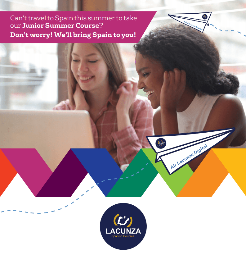 This year Lacunza IH Junior Summer Course is virtual and  enrollments are open