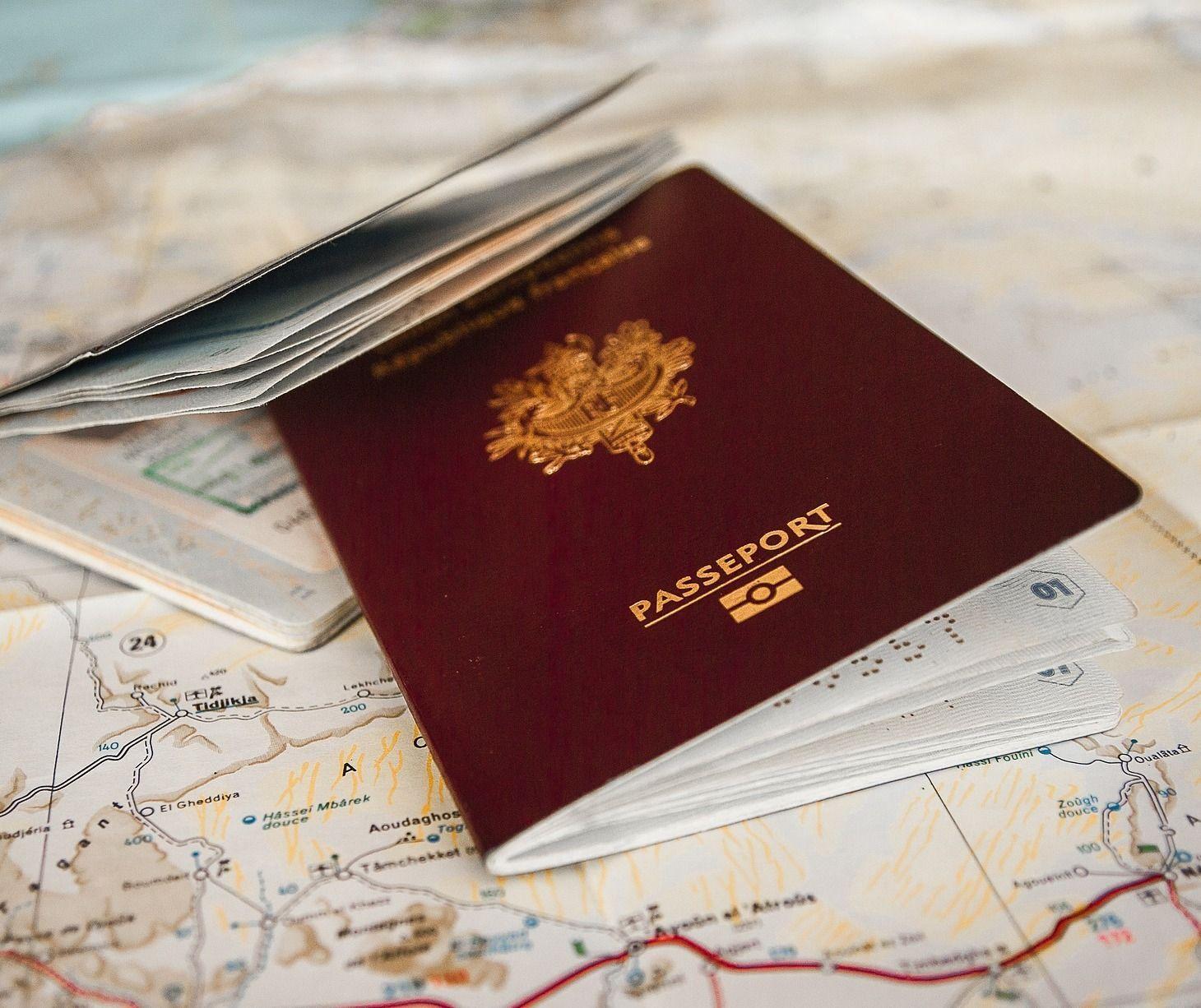 Apertura de fronteras: Listado de terceros países